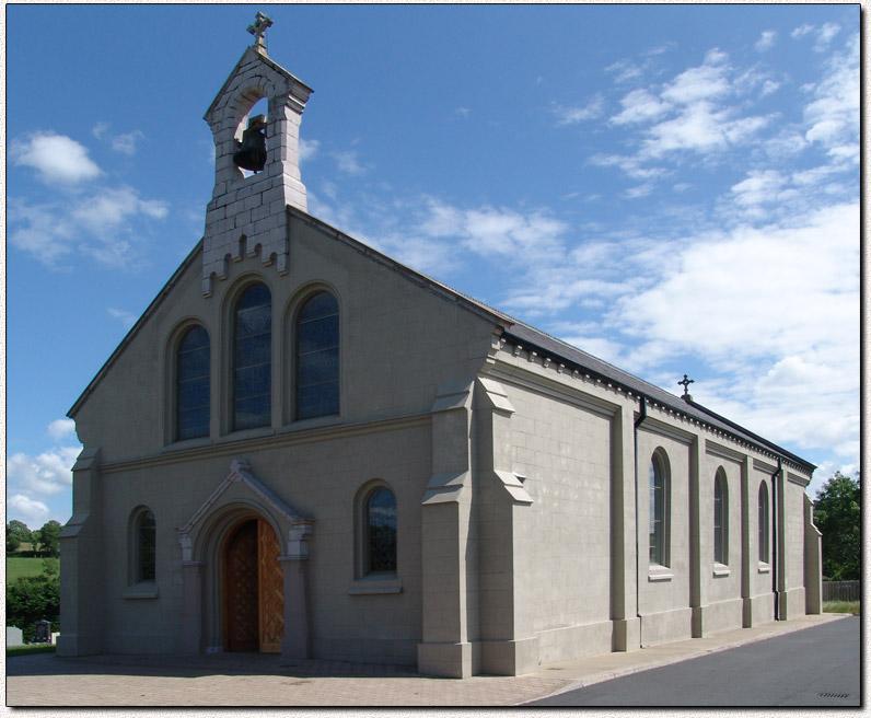 St Mary S Church Granemore Armagh Mj Mccaughey Ltd